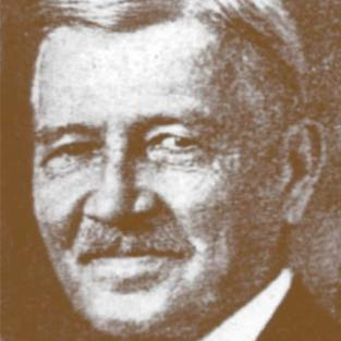 Clarence S. Hammatt, PE, he was instrumental in the founding of FES in 1916 and in 1921 served as the organization's fifth president. He even designed the FES logo in 1918.